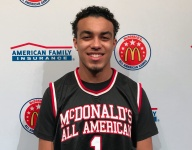 Tre Jones follows NBA brother Tyus Jones' footsteps with McDonald's jersey