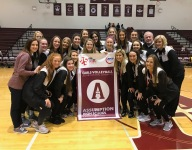 Assumption honored as Super 25 girls volleyball national champion