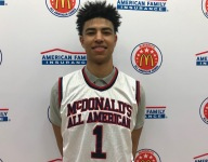 Quentin Grimes excited to add to Houston natives' McDonald's All-American Game legacy