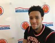 McDonald's All-American Diary: E.J. Montgomery says playing in front of NBA scouts is exciting, nerve wracking