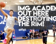 VIDEO: IMG Academy shows some high-flying fireworks