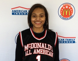 Heritage Christian's Kaitlyn Gilbert: 'Mind-blowing' to be a McDonald's All-American