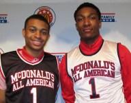 Oak Hill (Va.) teammates Keldon Johnson, David McCormack will square off in McDonald's All-American Game