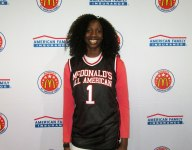 Elizabeth Dixon ready to celebrate McDonald's All-American status in front of new college fans
