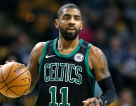 VIDEO: Kyrie Irving watches 5th grade phenom Magic Mel Thomas as free agency looms