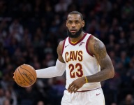 Watch LeBron James tell son's team to accept roles or 'play tennis or play golf'