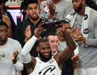 Athlete Look Back: 2018 NBA All-Star MVP LeBron James