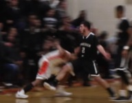 VIDEO: Pittsburgh high school hoops game abandoned in fourth quarter after on-court punches lead to 60-person brawl