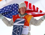 Red Gerard, 17-year-old gold medalist, hasn't attended a real school since age 13
