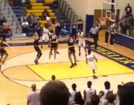 This Pebblebrook (Ga.) buzzer beater sends announcers into absolute delirium