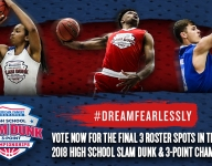 Quarterfinals underway in #DreamFearlessly contest for American Family Insurance slam dunk and three-point contests