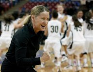 Five candidates for the ALL-USA Girls Basketball Coach of the Year