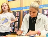 Girls Sports Month: Elena Delle Donne gives young, aspiring athletes a role model