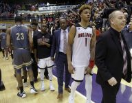 Romeo Langford's prep career ends with buzzer-beating loss