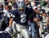 Texas school hires former Cowboys kicker as football coach