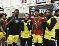 McDonald's All Americans show off their rap skills