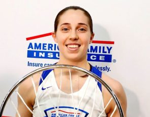 Maryland-bound Taylor Mikesell wins American Family Insurance Women's 3-Point Championship