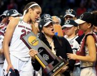 Athlete Look Back: South Carolina women's basketball coach Dawn Staley