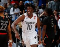 Nassir Little leads West win at the McDonald's All American Game