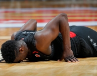 VIDEO: Zion Williamson's McDonald's All American hand injury looked very nasty