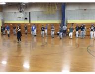 VIDEO: Watch N.H. baseball team get a salsa lesson