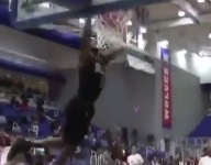VIDEO: Hughes star Tyler Smith throws down Dominique Wilkins-style two-handed windmill
