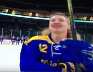 The Minnesota Hockey All-Hair team. All hail!