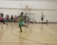 VIDEO: This baseball toss trey may be the best game-winning buzzer beater of the year
