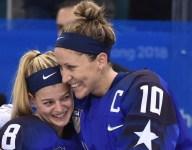 Girls Sports Month: Olympic gold medalist Meghan Duggan on Team USA's inspiring run, bringing more girls into hockey