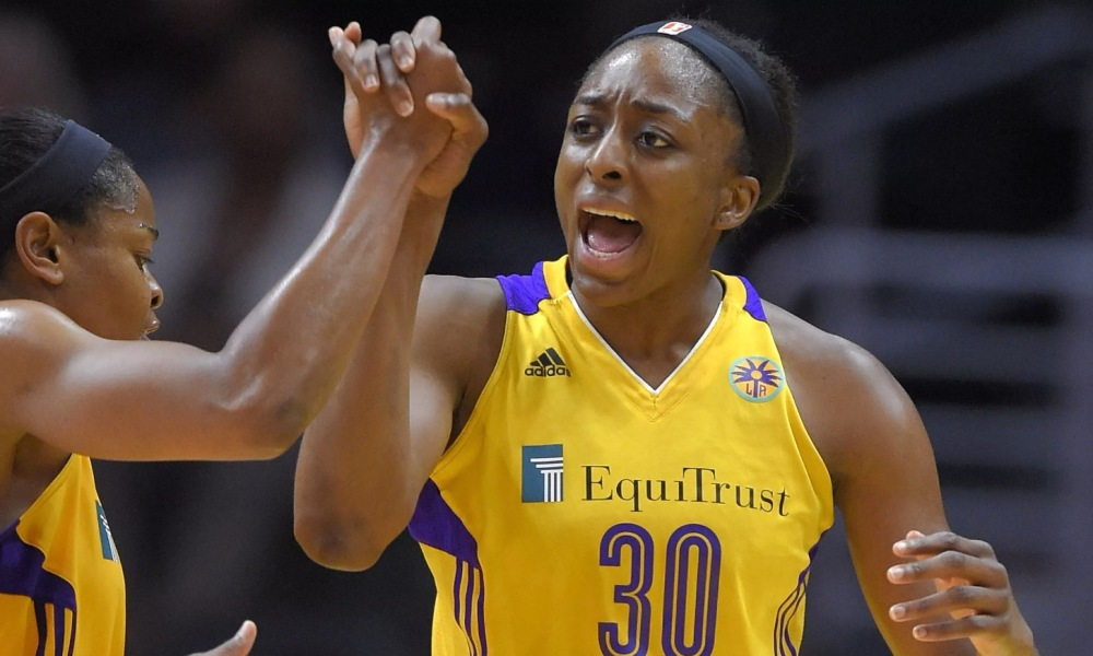 Los Angeles Sparks star and former WNBA MVP Nneka Ogwumike (Photo: USA TODAY Sports)