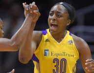 Girls Sports Month: L.A. Sparks star Nneka Ogwumike on the importance of participation