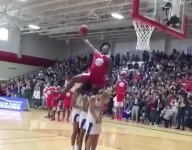 VIDEO: USC signee Kevin Porter Jr. cleared 3 girls basketball all-stars in dunk contest