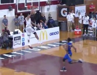 VIDEO: Check out the Vernon Carey Jr. dunk that polished off University School's GEICO win