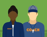 What a college coach looks for at recruiting events