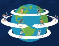 How international athletes can start their recruiting process
