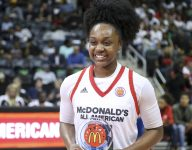 Christyn Williams leads the West past the East in the McDonald's All American Game