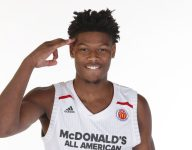 POLL: Who will be named MVP of McDonald's All American Boys Game?