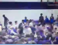 VIDEO: Emotional scene as longtime N.J. high school manager joins state title celebration