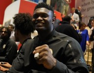 Zion Williamson's parents say 'he's fine' after injury in the McDonald's All American Game