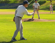 Exclusive Video: Omar Vizquel teaches the barehanded throw in third base bunt situations