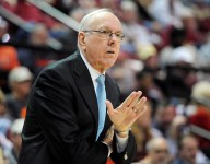 Jim Boeheim on Darius Bazley: 'It's not the way to get to the NBA'