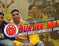 Mars Reel Chronicles: R.J. Hampton and Isaiah Todd, Burger Boys-Part I