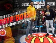 Mars Reel Chronicles: R.J. Hampton and Isaiah Todd, Burger Boys, Ep. 2