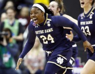 It took four years, but Arike Ogunbowale got revenge on Geno Auriemma for his HS subtweet