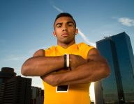 Christian Kirk's HS alma mater features this cool mural of him in locker room