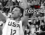 The Isaiah Todd Blog: Playing Vegas, recruiting and HoneyBaked Ham