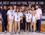 ALL-USA Girls Basketball coach, player of the year presented with their trophies