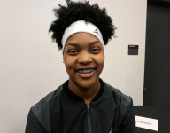 Jazmine Massengill leads team to win in girls game at Jordan Brand