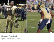 Fla. high school mourns loss of football player