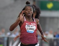 ALL-USA Girls Track and Field Team: Sprints